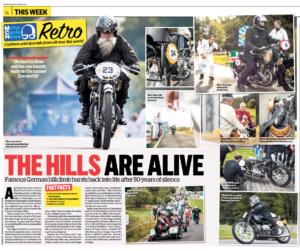 "MCN England: ""Famous German Hillclimb bursts back into life …!"""