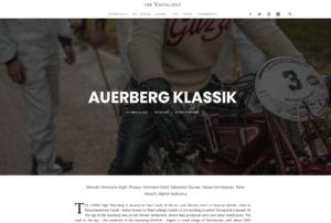 Auerberg Klassik on THE VINTAGENT