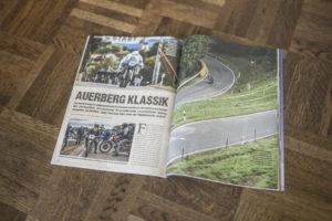 Artikel über 1. Auerberg Klassik in der aktuellen MO!