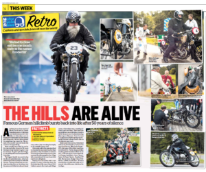 "MCN England: ""Famous German Hillclimb bursts back into life …!"""
