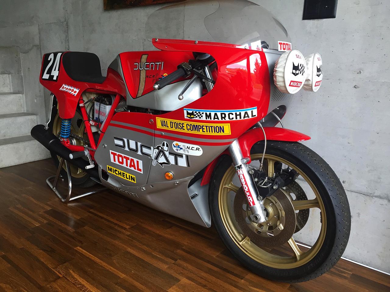 Ducati Sonderausstellung